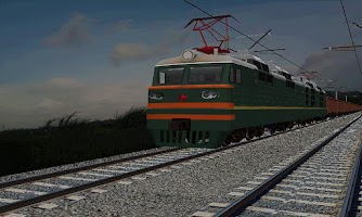 Screenshot of Stand by The Transsib Railway