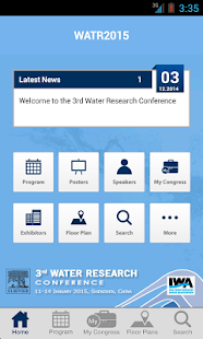Water 2015 - screenshot