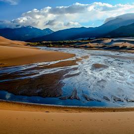 by Jeremy Elliott - Landscapes Mountains & Hills