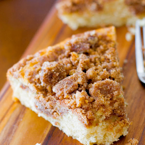 Super-Crumb Coffee Cake