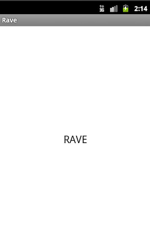 Pocket Rave