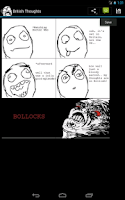 Screenshot of Rage Comics Reader