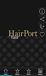 Hairport Hair - screenshot