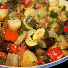 Vegetable Stew (Based on Ratatouille)