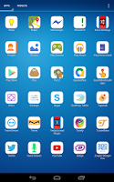 Screenshot of HD Light Apex/Nova/GO Theme