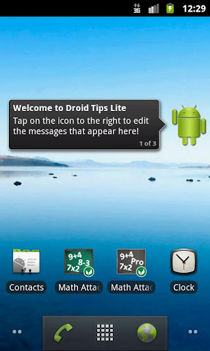 Droid Tips Lite