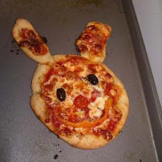 Easy Pizza For Children