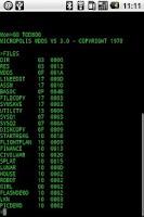 Screenshot of AltairZ80 Simulator
