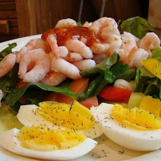 Kitchen Sink Shrimp Salad