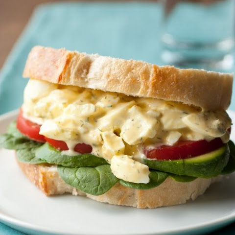 Light Egg Salad