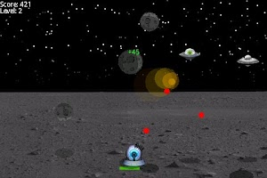 Screenshot of Space Base
