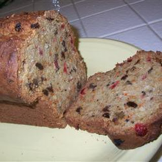 Carrot Coconut Cherry Bread Recipes