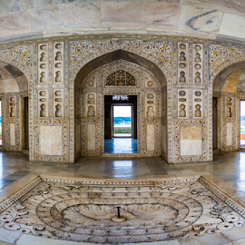 Musamman Burj (Agra Fort) by Syed Waseem - Buildings & Architecture Architectural Detail ( agra fort, historical,  )