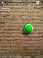 Screenshot of Bounce Ball Game