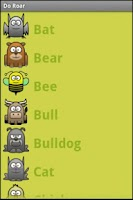 Screenshot of Pets