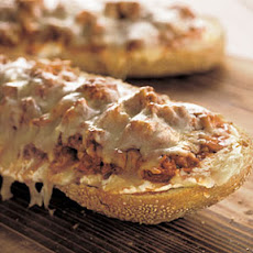 Sausage Italian Bread Pizza