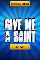 Screenshot of Give me a Saint