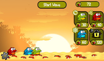 Screenshot of Greedy Burplings Lite