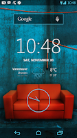 Screenshot of Arctic Blue CM11 AOKP Theme