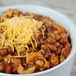 Jim's Slow Cooker Tex-Mex Chili Mac