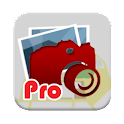 PhotoMap Pro icon