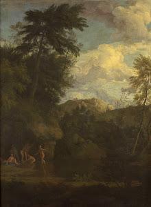 RIJKS: Johannes Glauber: painting 1726