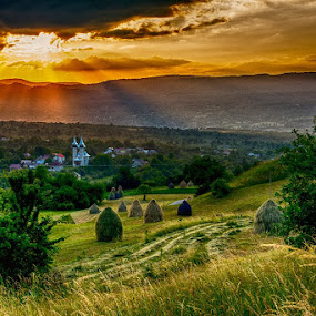 © Costel Ciobanu by Costel Ciobanu - Landscapes Sunsets & Sunrises