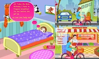 Screenshot of Making Pancakes - Pancake game