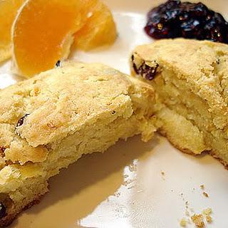 Low Fat Cranberry Orange Scones Recipes