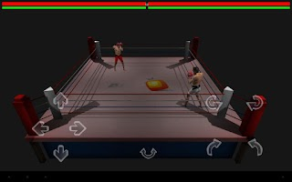 Screenshot of Boxing Game
