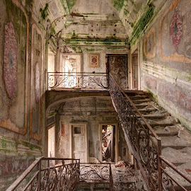 Villa P. by Michael Röll - Buildings & Architecture Decaying & Abandoned ( ue decay abandoned urbex,  )