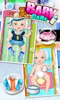 Screenshot of Baby Care & Baby Hospital