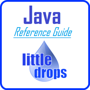 java programming guide quick reference pdf