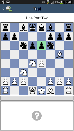 Chess Repertoire - screenshot