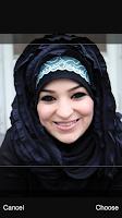 Screenshot of Muslim Faces