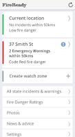 Screenshot of FireReady