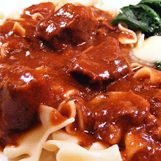 Margaret Lee's Easy Beef Goulash