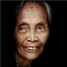 Adder Arin by Jandri Aguilor - People Portraits of Women ( rip, beautiful, lovely, missed, grandma )