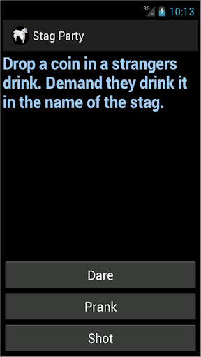 Stag Do Party App