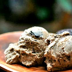 Coffee Oreo Cookie Mount Gay Ice Cream