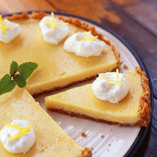 Lemon-Lime Cream Tart