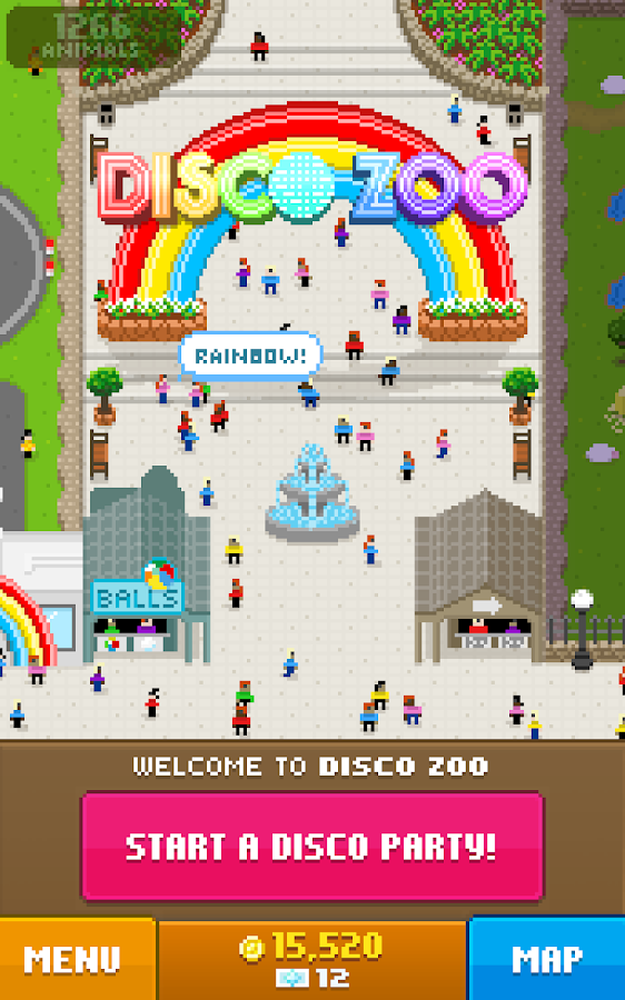 Disco Zoo Screenshot 10
