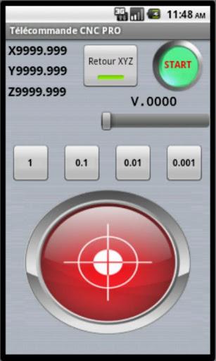 Remote CNC DEMO