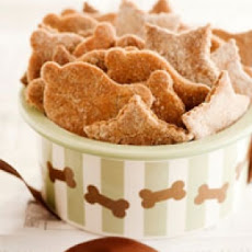Bodeen's Peanut Butter Dog Biscuits