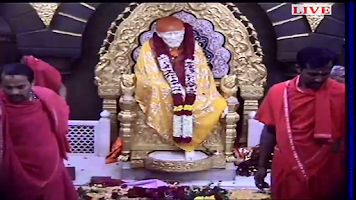 Screenshot of Shirdi Sai Darshan Live