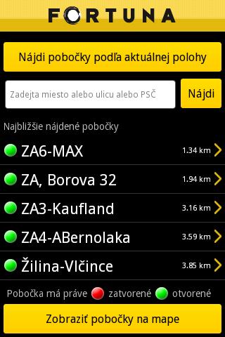 Fortuna Navigator SK
