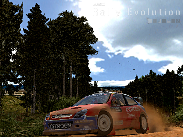 WRC: Rally Evolution