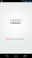 Screenshot of Audi Start-Stop