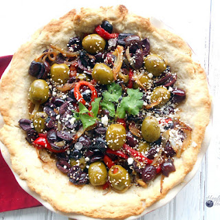 Mezzetta Recipe for Olive Pie