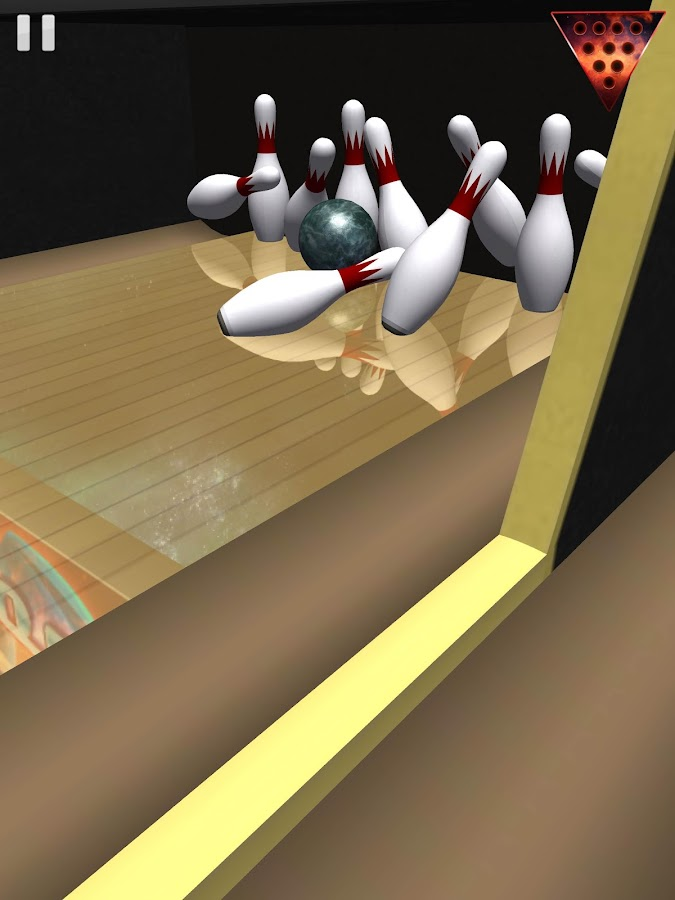 Galaxy Bowling ™ 3D Screenshot 9
